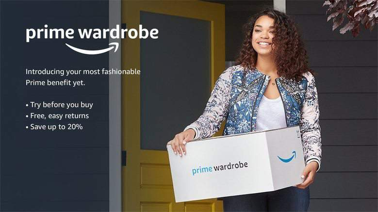 Amazon Will Now Let You Try on Clothes Before You Wear Them