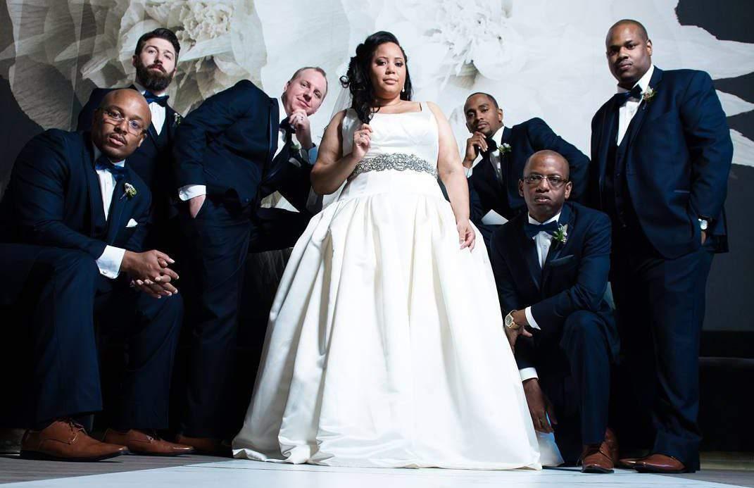 TCFStyle Roundup: Plus Size Bridal Inspiration!