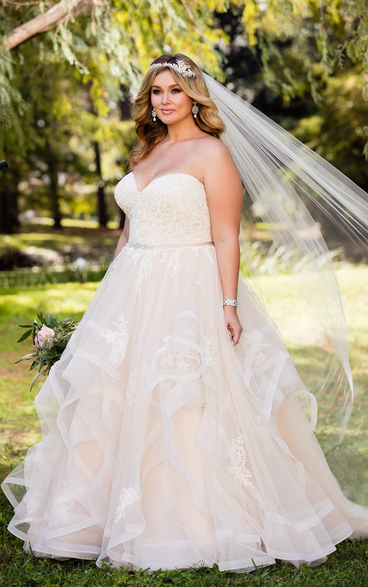 9 Plus Size Bridal Boutiques