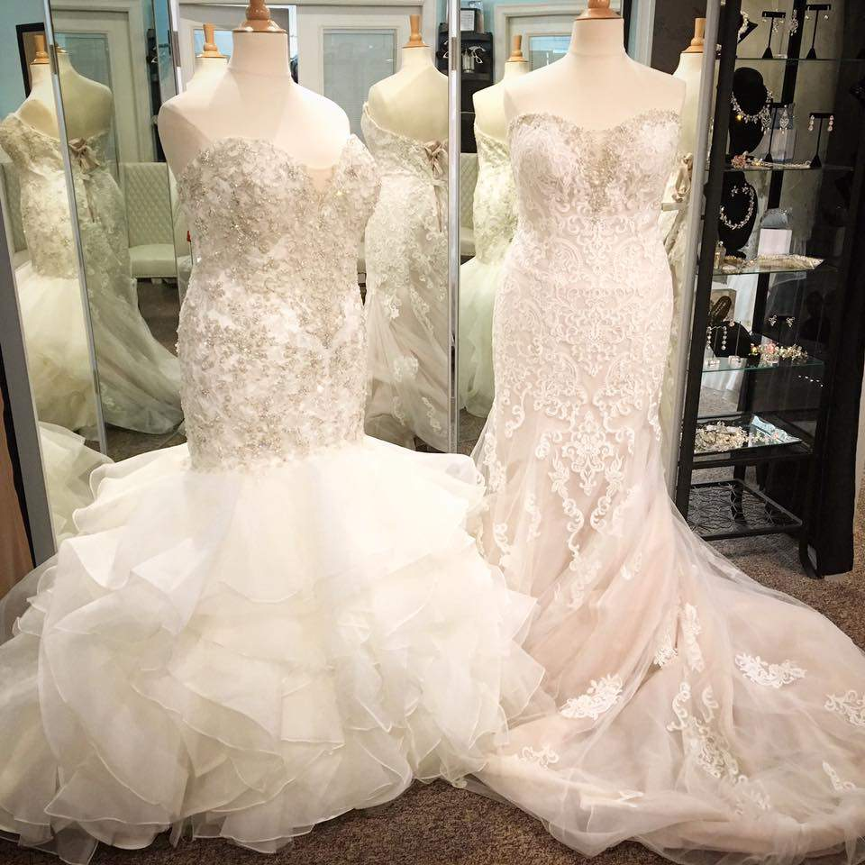 Search No More! Check Out These 9 Plus Size Bridal Boutiques ...