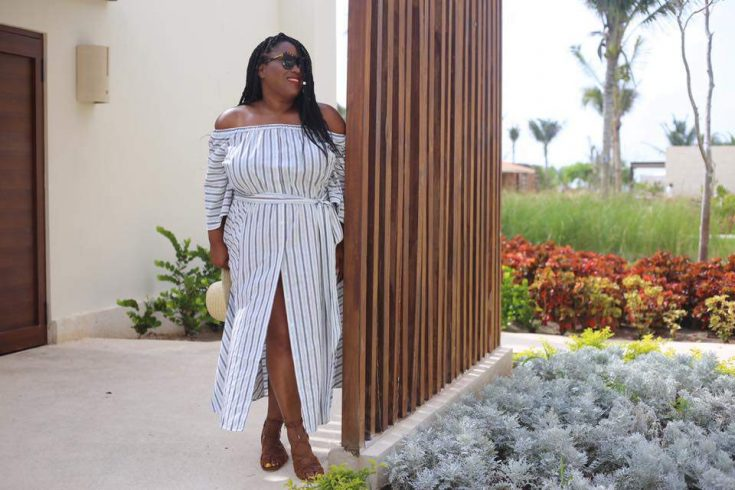 """8 Fabulous 40+ Plus Size Bloggers that are Defying the """"Rules"""" & Killin' the Game!"""