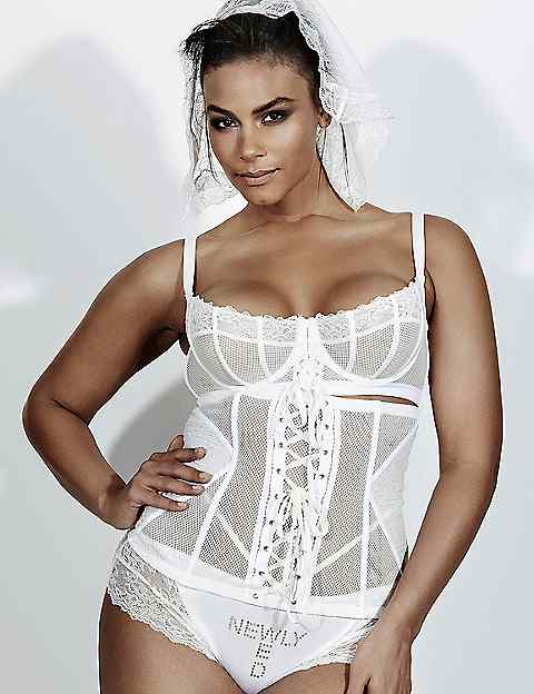 Plus Size Bridal Lingerie from Lane Bryant