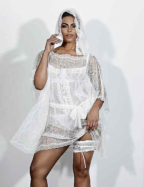 Plus Size Bridal Lingerie from Lane Bryant