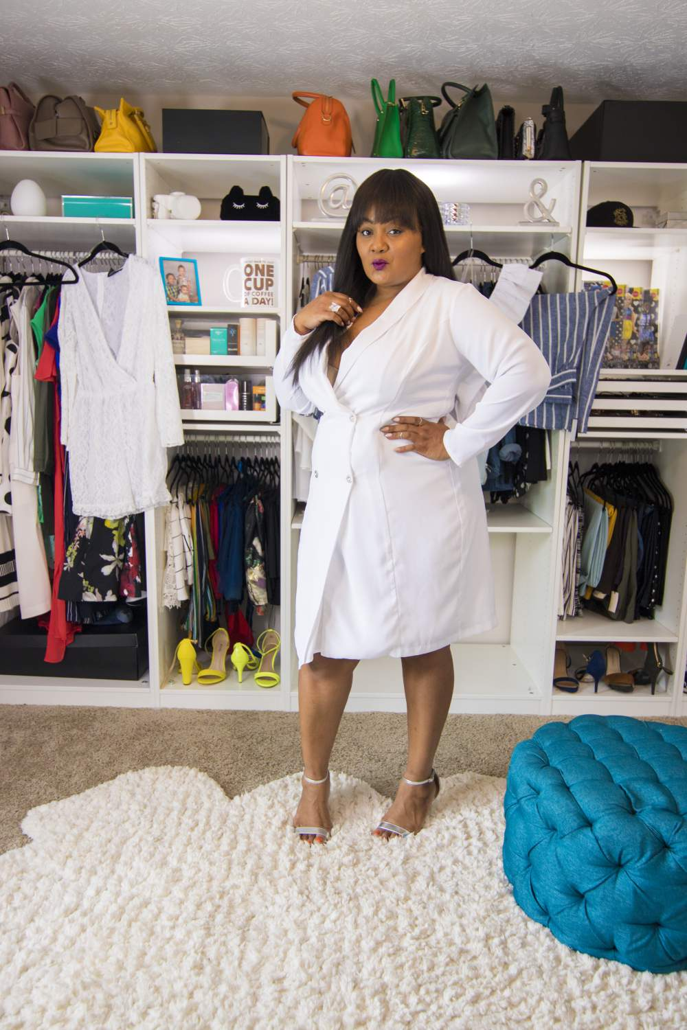 4ca058878bc New Video! 5 Items I ve Added to My Closet... from Ashley Stewart!