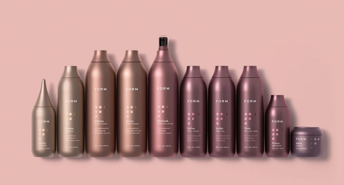 FORM Prestige Hair Care Collection