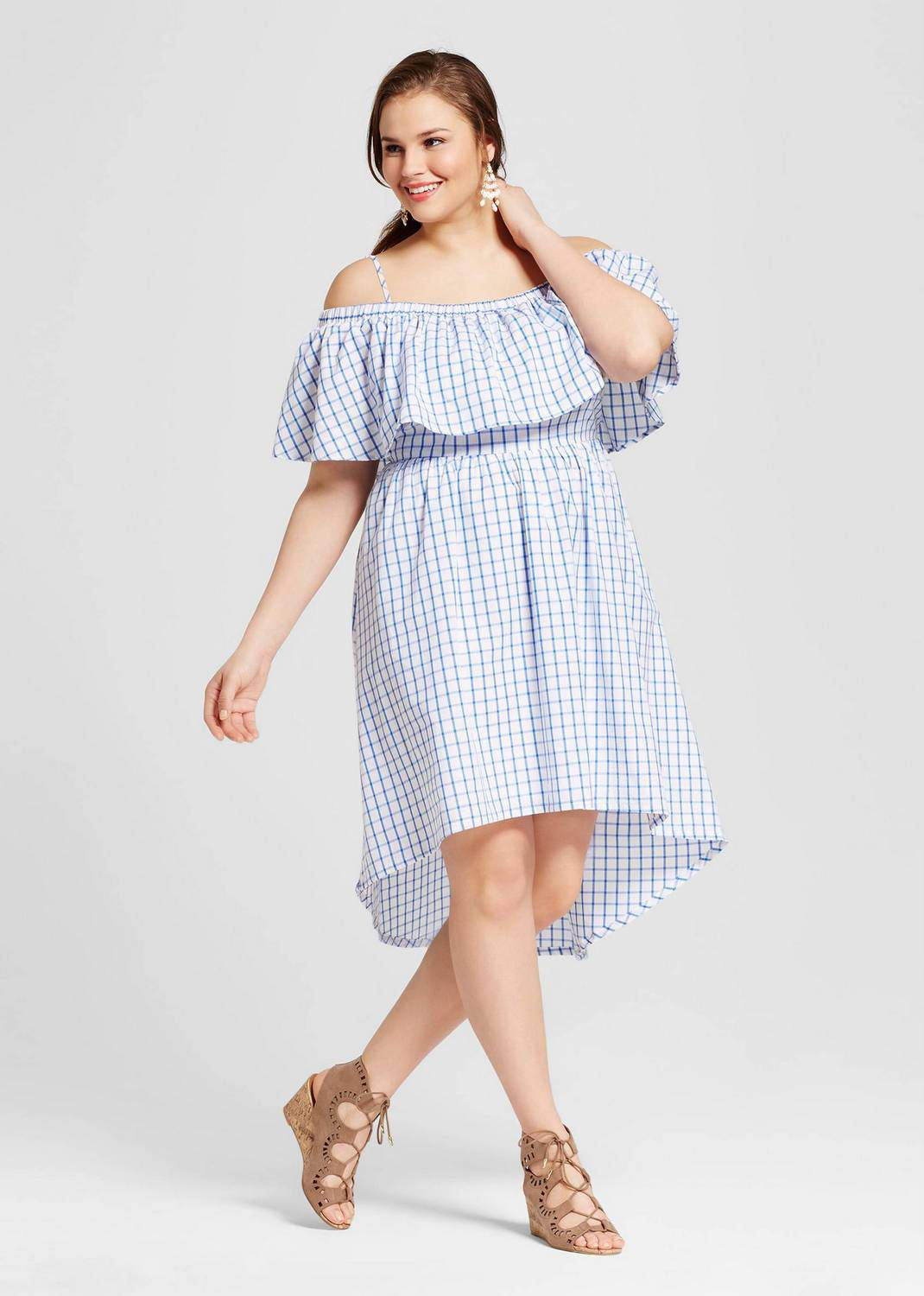 For The Love Of Gingham 14 Plus Size Picks Youll Want To Rock Now