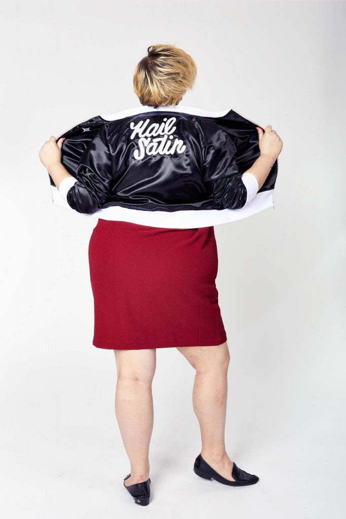 New Boutique to Watch : Plus BKLYN - Hail Satin Bomber Jacket