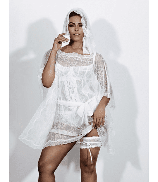 Lace Caftan By Sophie Theallet at LaneBryant
