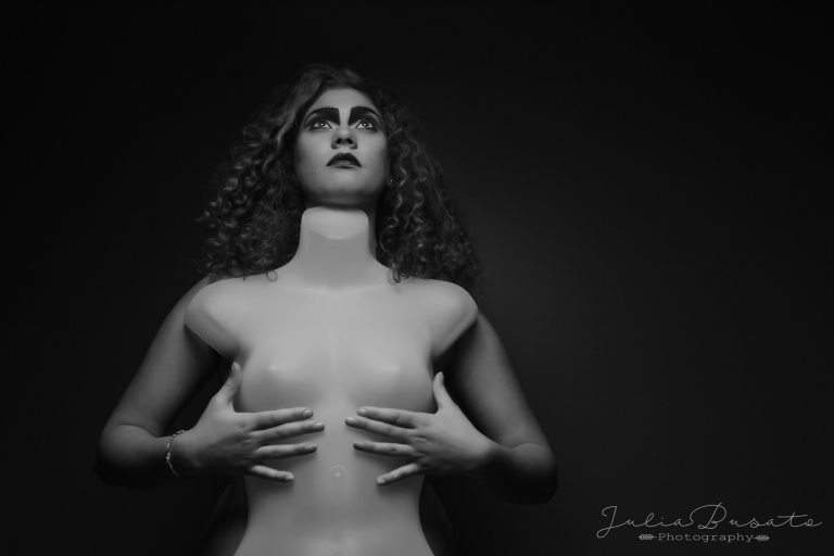 Julia Busato Photography Is Channeling Peak Body Positivity With Her Mannequin Series