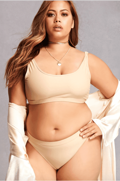 8f47ae0c29a Cool News! Nünude is Available in Plus Sizes Exclusively at Forever 21