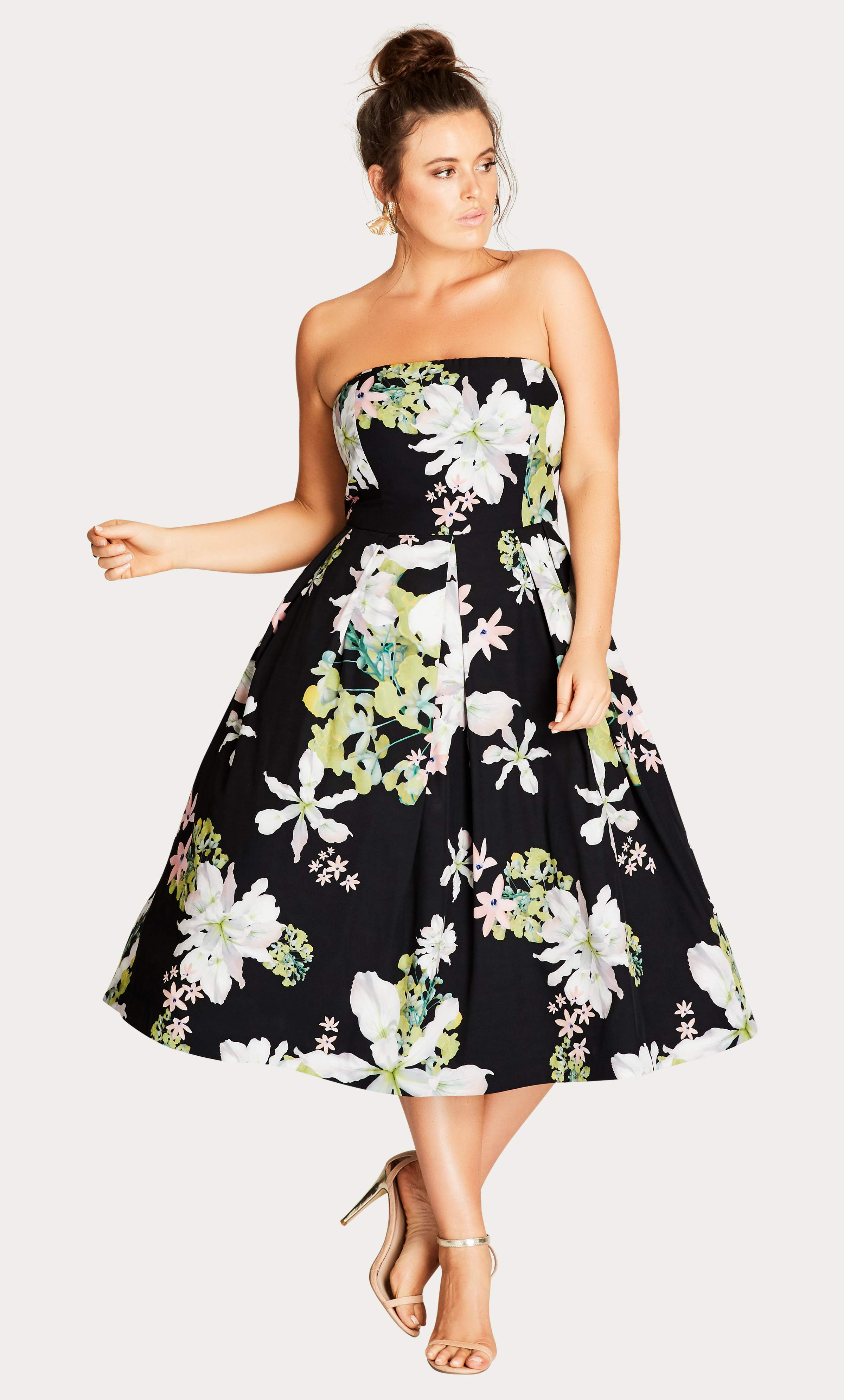 Attending an evening wedding we 39 ve got tips for you to for Semi formal wedding dresses plus size