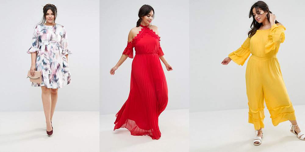 Look Great in this Summer Heat! 10 Stylish Plus Size Looks From ASOS Curve!