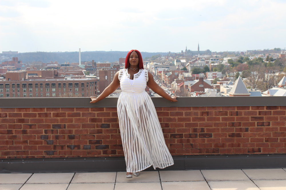 Fashion Blogger Spotlight:  Yasmine of Darker Berrie