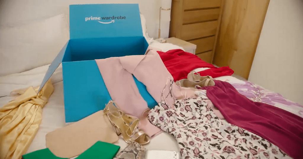 Amazon Prime Wardrobe Launch