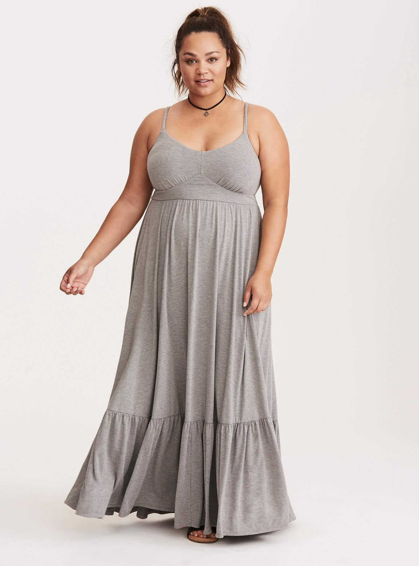 Have It: 10 Petite Plus Size Maxi Dresses & How to Rock Them!