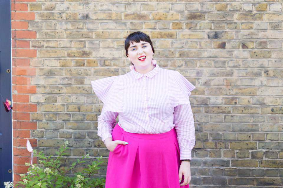 Cool News! Love Bold Color? Blogger Arched Eyebrow x navabi Team Up For a Captivating Collection!