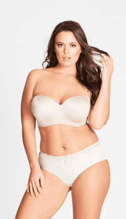 Looking For A Strapless Bra For Your Girls? Here Are Our 5 Favorite Plus Size Bras!