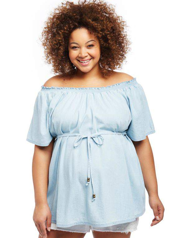 Bun in the Oven? We've Got the Top 5 Places To Shop While Plus Size and Pregnant