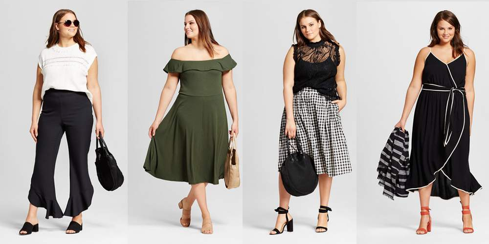 Gotta Have It: 7 Plus Size Looks We're Loving from Who What Wear at Target!