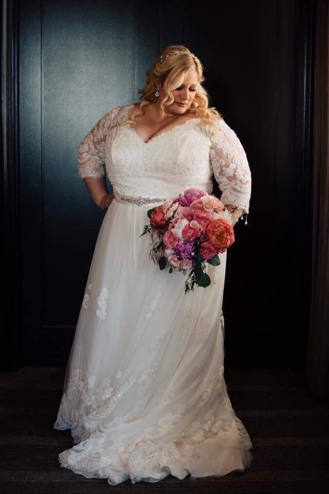 Alfred Angelo Closed It's Doors What's a Curvy Bride to Do?