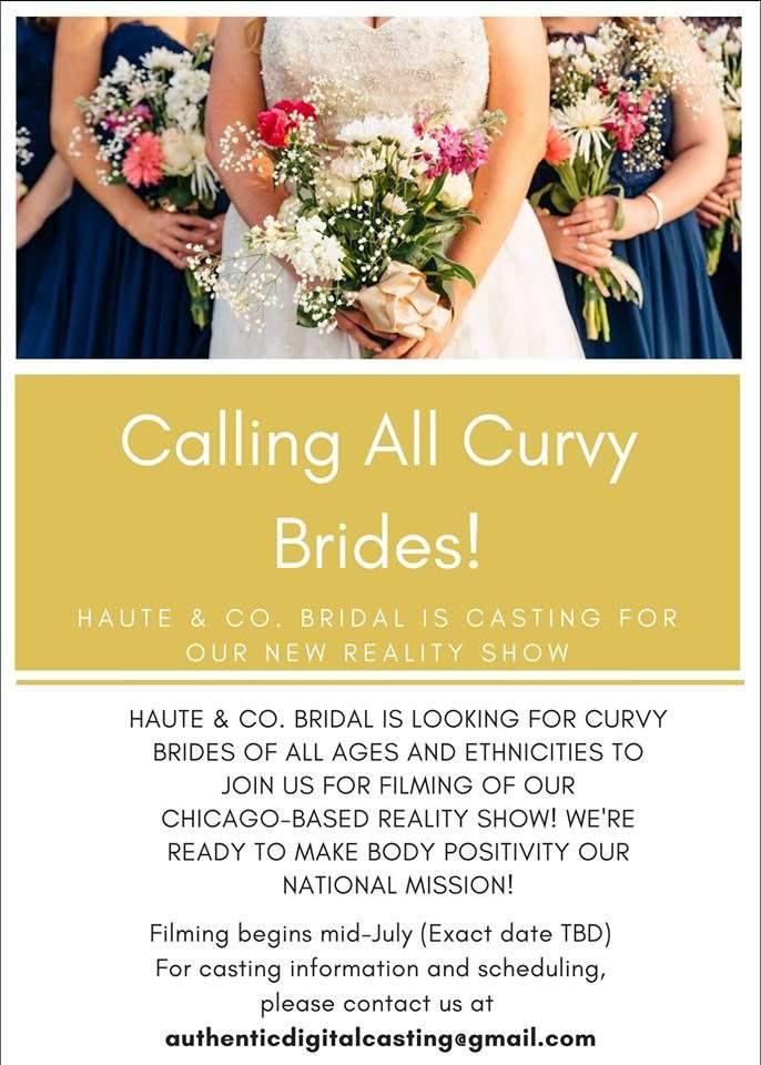 Haute & Co. Bridal Casting Call