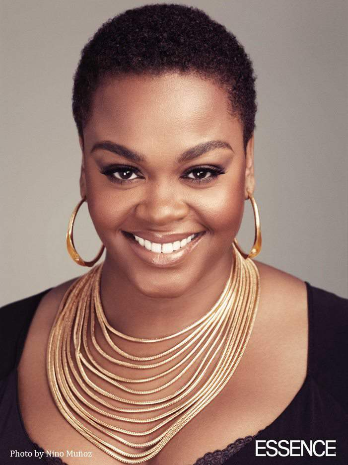 Jill Scott, big chop, essence magazine