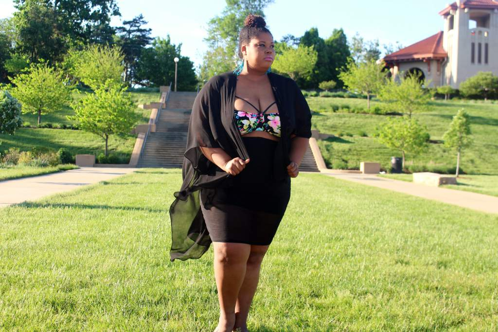 Plus size blogger- Finesse Curves