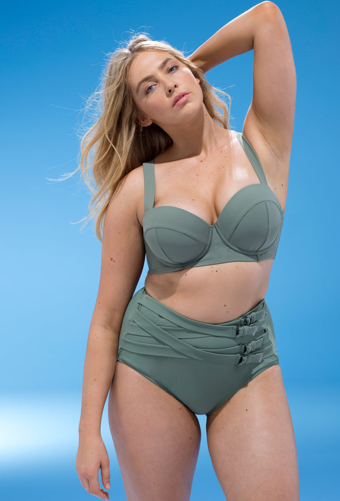 Swim On a Budget? Shop These Plus Size Swim Deals & Steals
