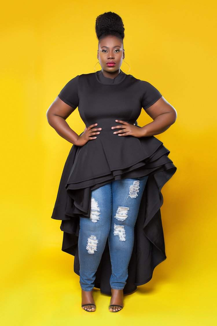 Flaunt Your Curves in New Plus Size Brand Love Creed