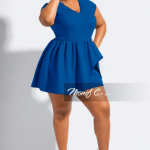 Plus size fashion, plus size looks, plus size romper, plus size shopping, Monif C, plus size brands
