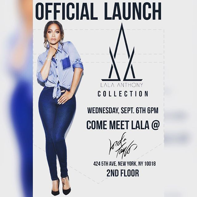 La La Anthony Lord & Taylor Collection