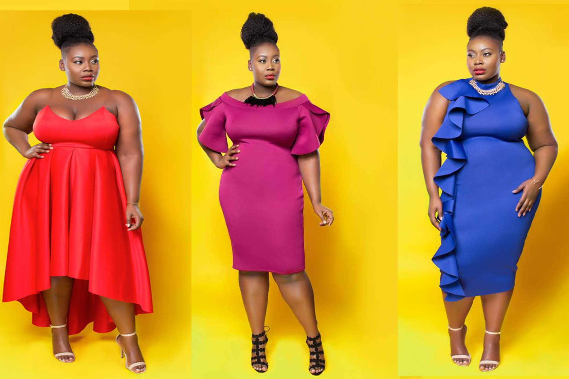 908e4ae1ecd Flaunt You Curves in New Plus Size Designer Love Creed!