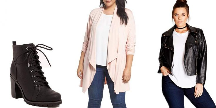 Shopping Already? Make Sure to Get These 6 Plus Size Fall Essentials!