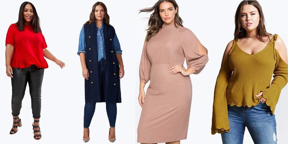 Your Plus Size Wardrobe Should Have These Colors This Fall!