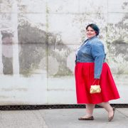Plus Size Blogger Spotlight- Marcy Cruz of Fearlessly Just Me