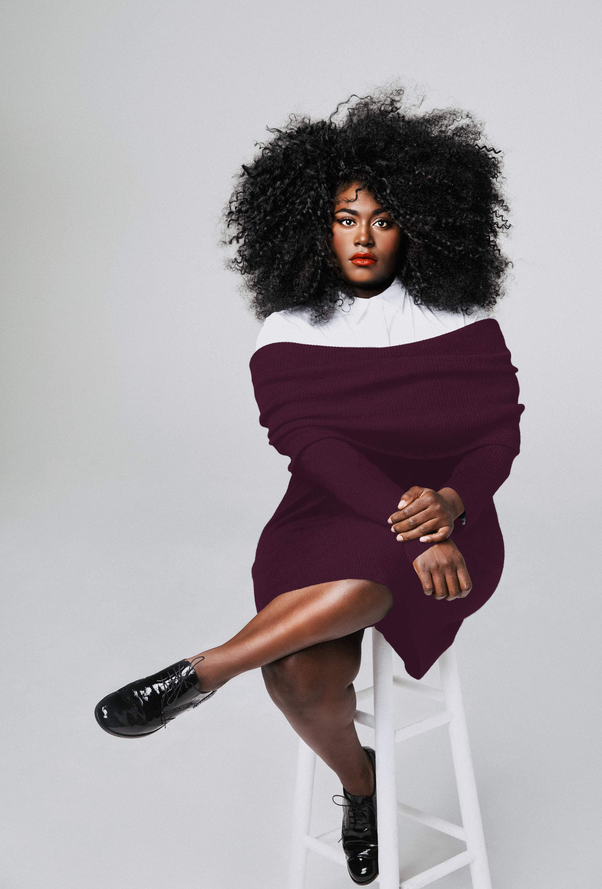Danielle Brooks X Universal Standard Tria Collection
