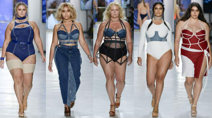 Plus Size Spring Summer 2018