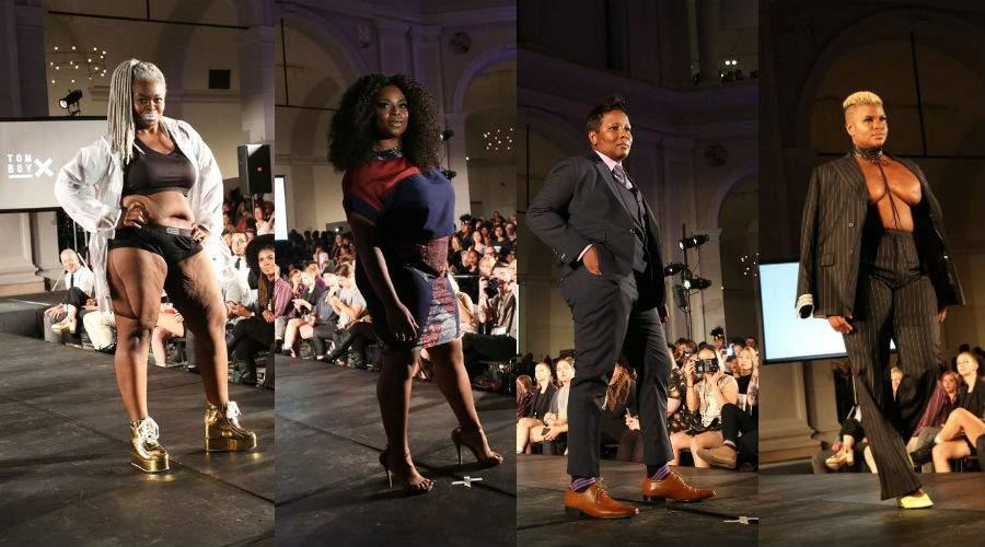 dapperQ's R/Evolution Fashion Show. Photos by Nomi Ellenson