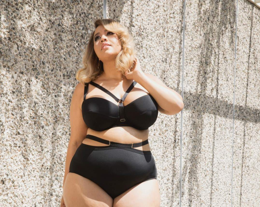 COOL NEWS! GabiFresh Partners with Playful Promises for a Plus Size Lingerie Collection!