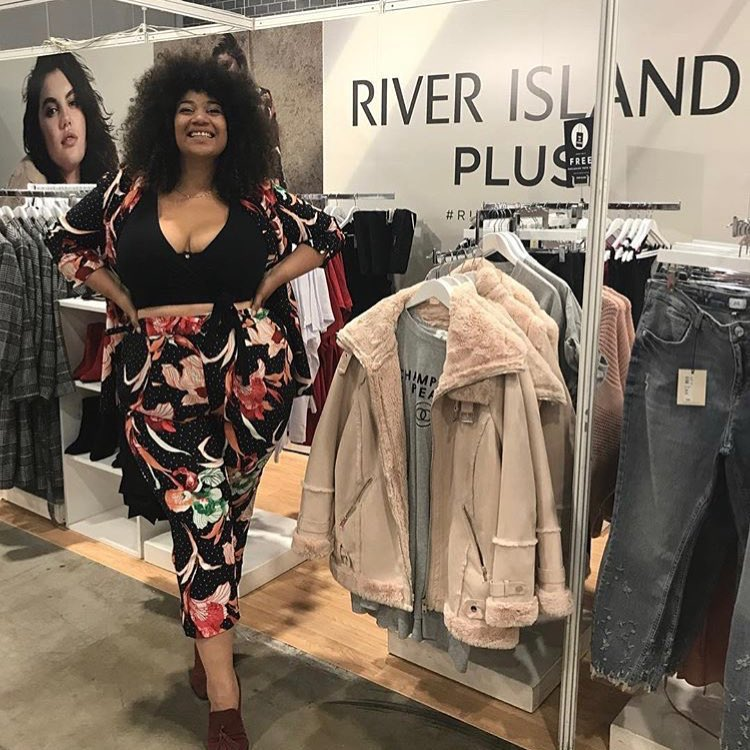 Plus Size Fashion Looks from Curve Fashion Festival and CurvyCon