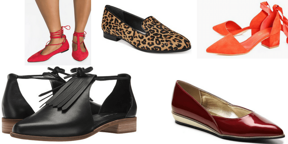 Fall Fashion Faves '17: The Best Wide Feet-Friendly Flats