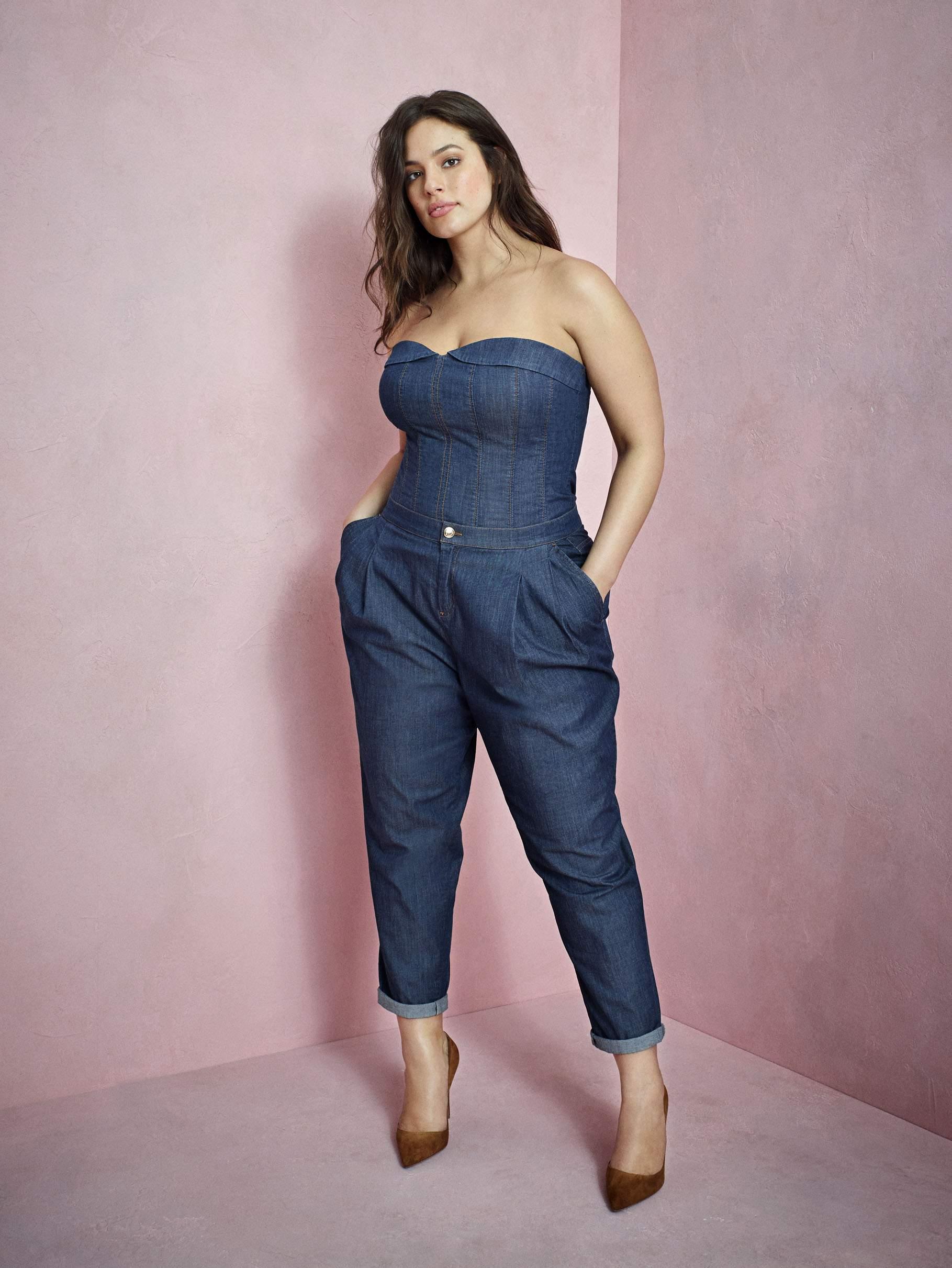 Ashley Graham x Marina Rinaldi Collection