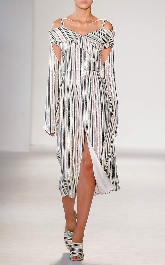 Luxury Plus Size Fashion with Moda Operandi x Christian Siriano