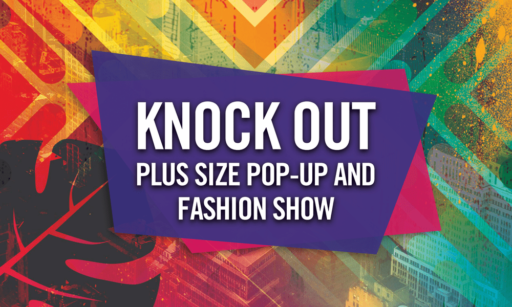 West Coast Plus Size Indie Designers Represent at Knockout Portland