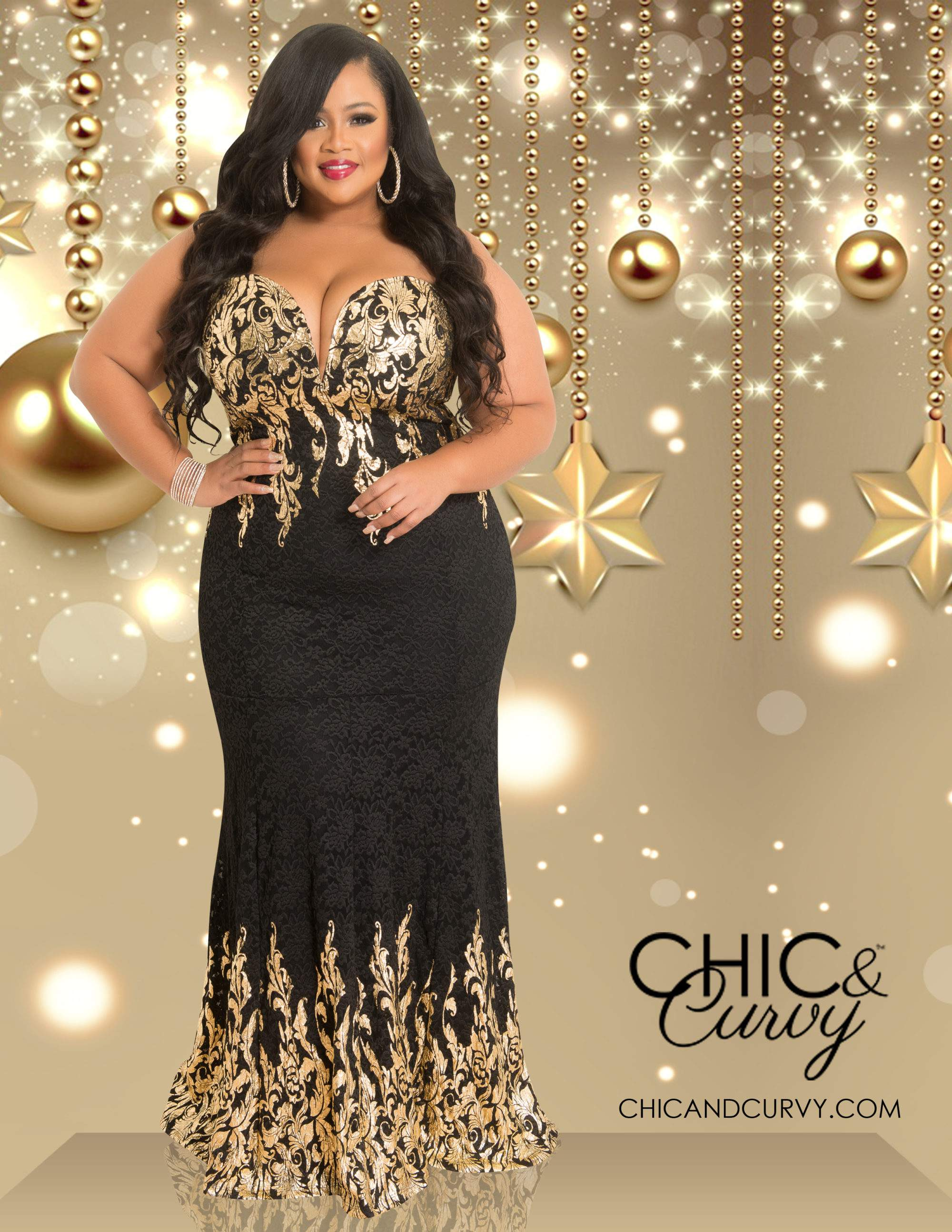 7bc4836142cb First Look  Chic and Curvy 2017 Holiday Lookbook