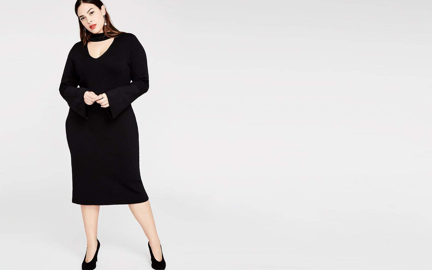 13 Must Have Plus Size Sweater Dresses To Rock for the Fall into Winter!