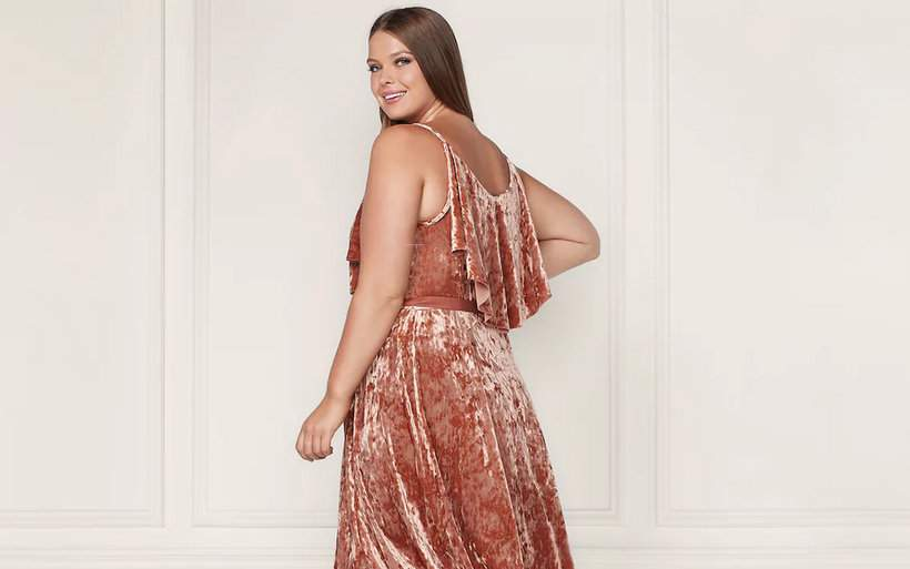 Velvet for the Holidays? Duh. Of Course! Shop These 44 Must Have Plus Size Finds