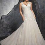 Julietta by Mori Lee Plus Size Bridal Gowns