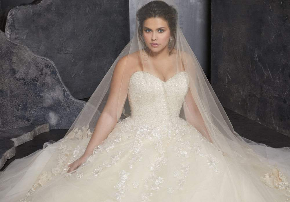 85e0cc9b6e84 Bridal Plus Size Style with Julietta by Morilee by Madeline Gardner