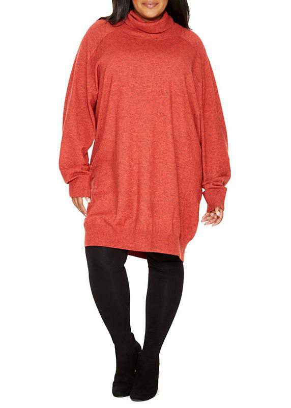 13 Must Have Plus Size Sweater Dresses To Rock For The Fall Into Winter